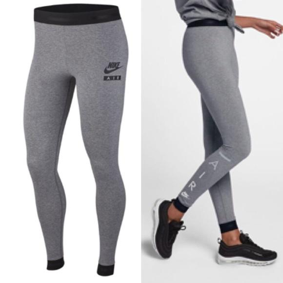 Nike Pants Air Highwaisted Leggings Poshmark